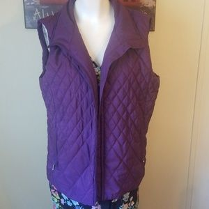 Coldwater creek vest